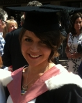 Marie Graduation photo