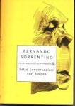 Sorrentino conversaciones con Borges
