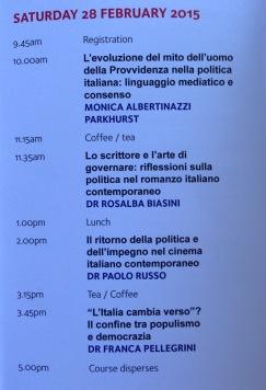 Italian event