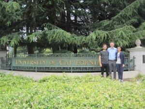 MLC participants at UC Berkeley
