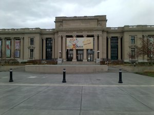 The Missouri History Museum, St Louis