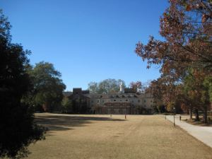 The University of Georgia campus