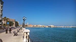 Bari, in southern Italy