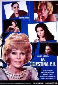 Publicity material for 'La Celestina P... R...'