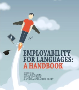 The volume to which Dr Biasini, Ms Bohm and Ms Rabadán-Gómez have contributed