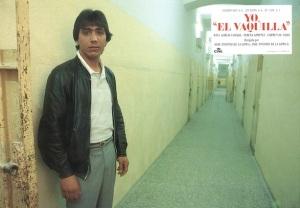 Juan José Moreno Cuenca ('La Vaquilla') in Yo, El Vaquilla