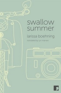 Boehning's 'Swallow Summer', translated by Dr Lyn Marven
