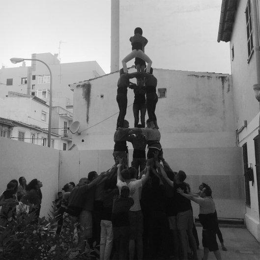 Castellers de Mallorca - Human Towers